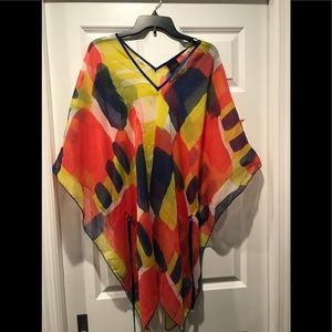 Chiffon Cover Up, One Size